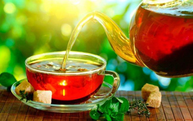 Производитель чая уходит с рынка в блокчейн