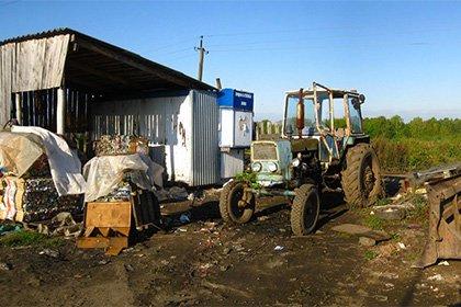 В Тверской области вооруженные безработные напали на сторожей свалки