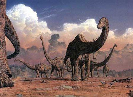 В Германии отыскали останки 30-тонного маменчизавра