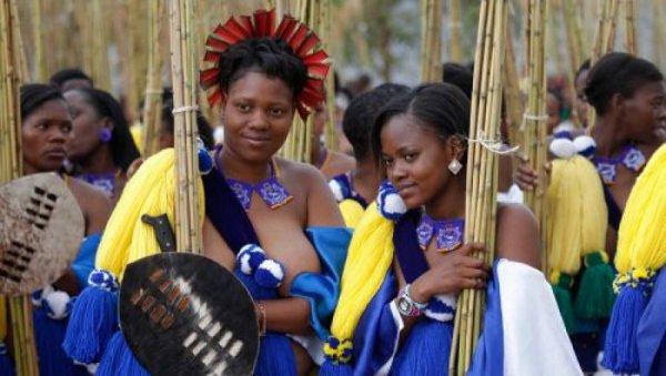 В Свазиленде погибло 38 девушек в дорожной аварии