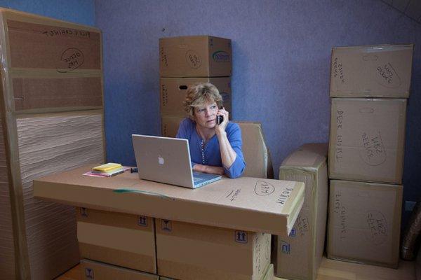 Офисный переезд – как правильно организовать?