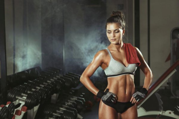 Как похудеть девушке в тренажерном зале