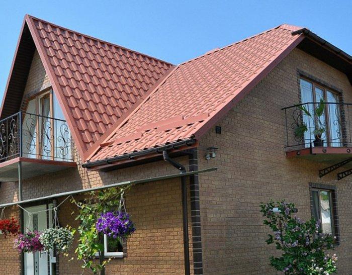Фасадные панели для внешней обшивки загородного дома